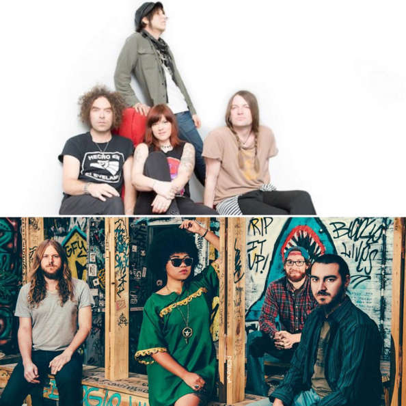 Seratones And The Dandy Warhols To Play Rough Trade Nyc On