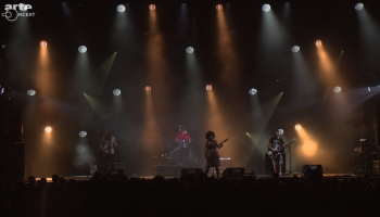 Watch Seratones Live at Le Cabaret Vert Festival in France