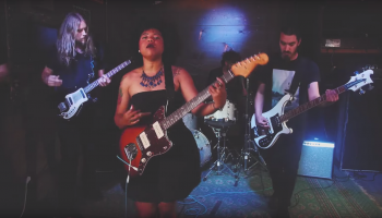 "Seratones Share Video For ""Sun"""