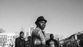 "Songhoy Blues Share ""Mali Nord feat. Elf Kid"", Now Premiering via The FADER"
