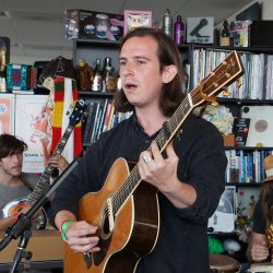 Watch Adam Torres Live On NPR Music's Tiny Desk Series