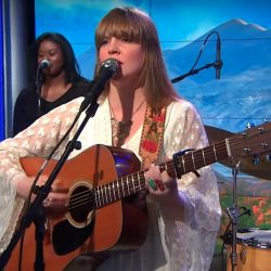 Courtney Marie Andrews Incredible CBS This Morning Performance