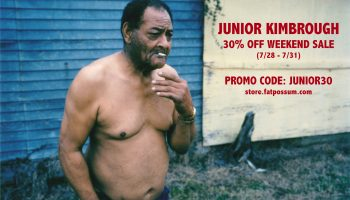 Junior Kimbrough Birthday Sale