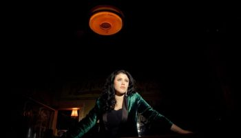 Liz Brasher Shares Title Track, Outcast