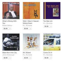 $5.99 iTunes Blues Sale