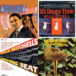Four Classic Willie Mitchell Vinyl Reissues Are Out Today