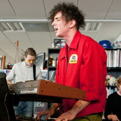 Robin Hilton of NPR Music's All Songs Considered includes Youth Lagoon's 'Savage Hills Ballroom' in his Top 10 Albums of 2015