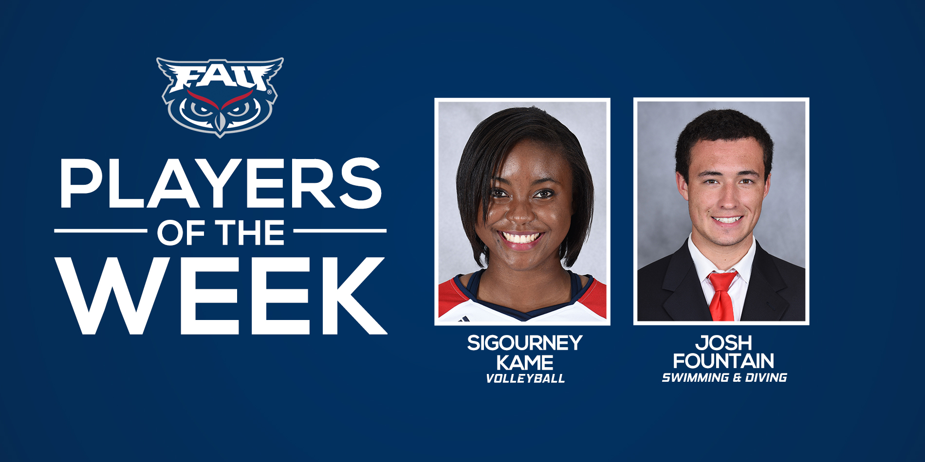 Kame, Fountain Players of the Week