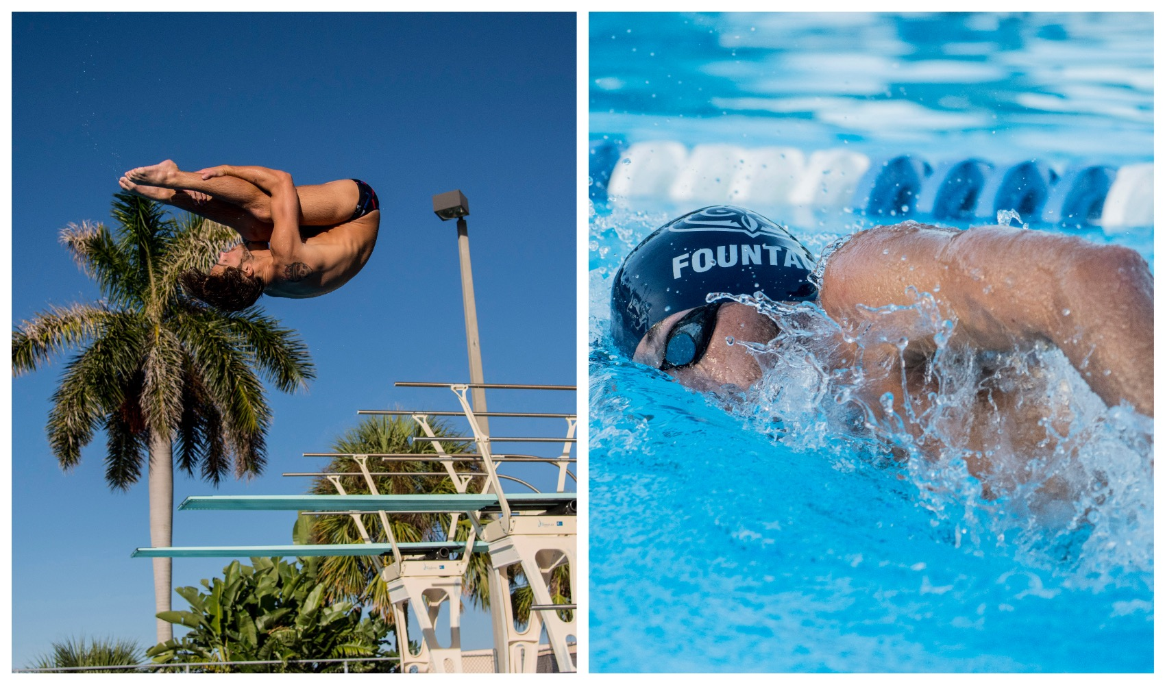 CCSA Swimmer and Diver of the Week