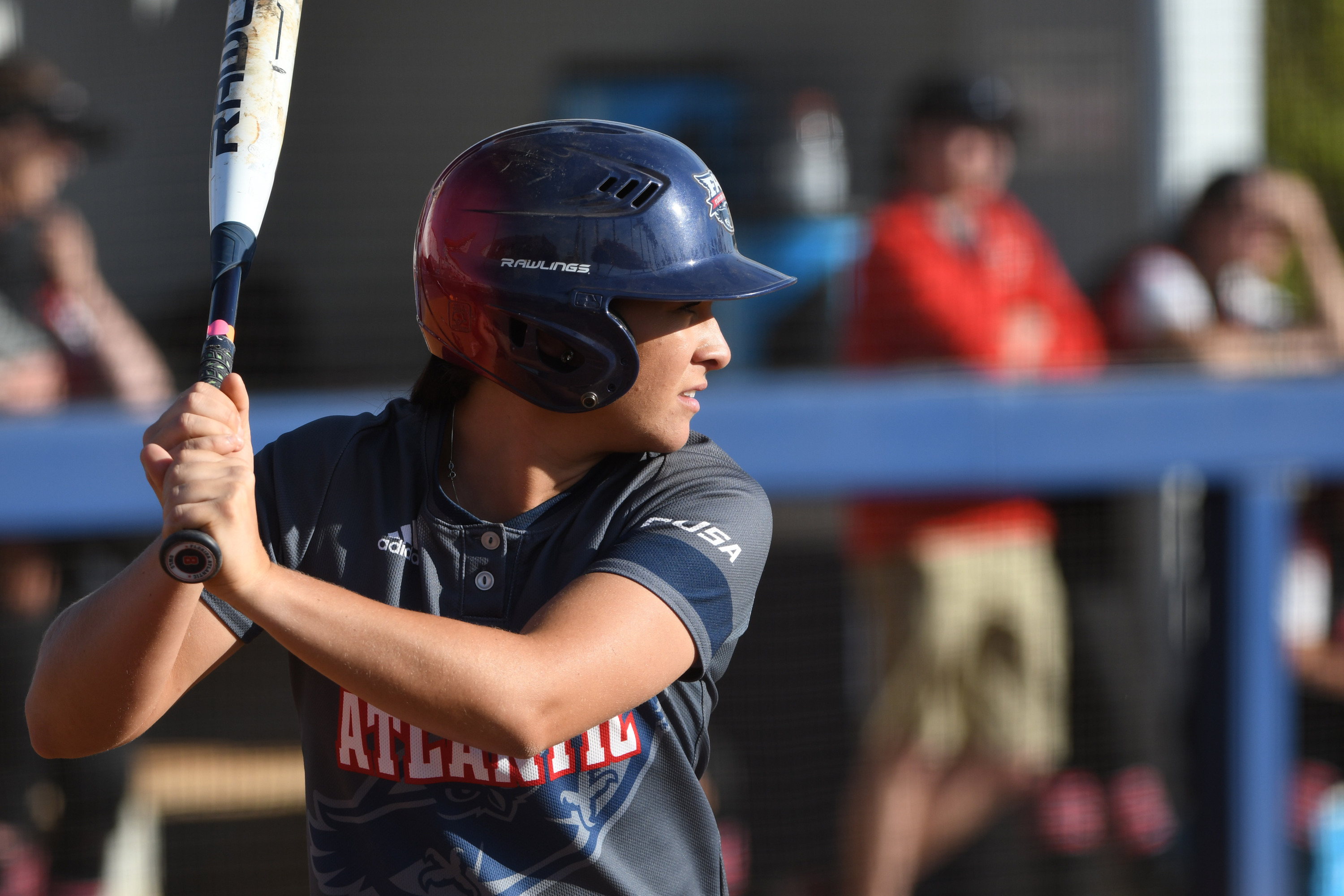 Tatum Buckley increased her RBI total to 21 on Saturday.