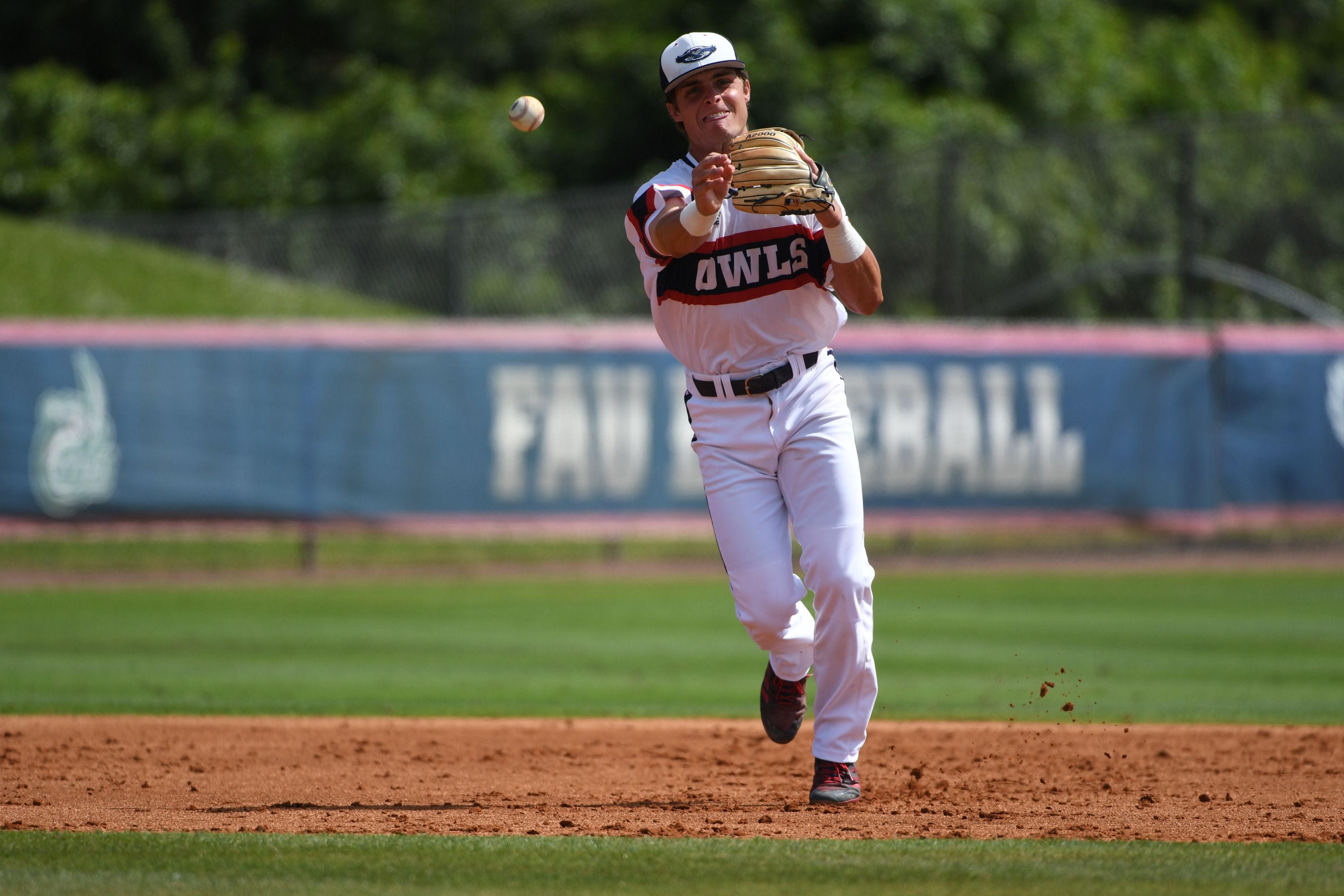 no. 25 baseball mounts late comeback to upend rice, 14-10 - florida