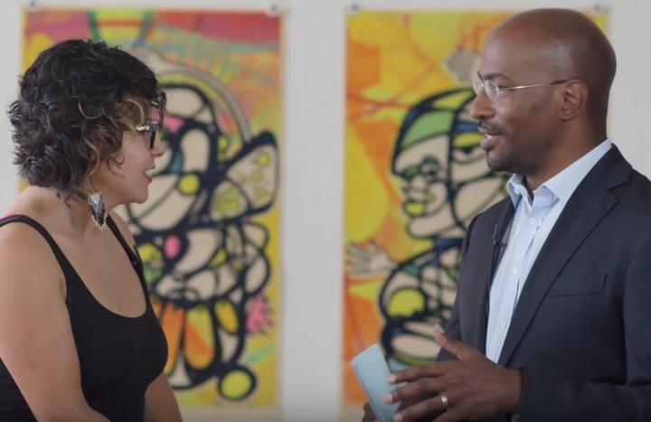 Van Jones & Favianna Rodriguez Put Artists of Color at Heart of Environmental Movement