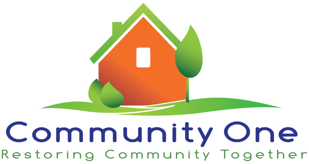 Community One Tall Logo