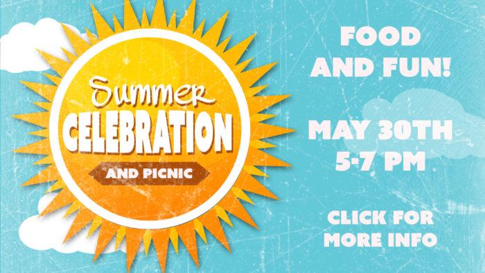 Summer Celebration and Picnic