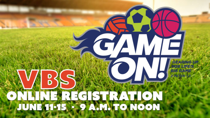 VBS 2018 Registration