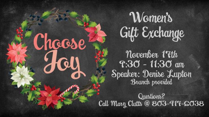 Women's Gift Exchange