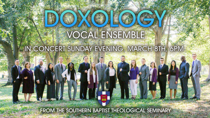DOXOLOGY in Concert
