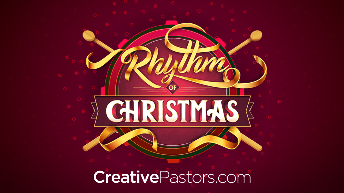 The Rhythm of Christmas: Series Graphic