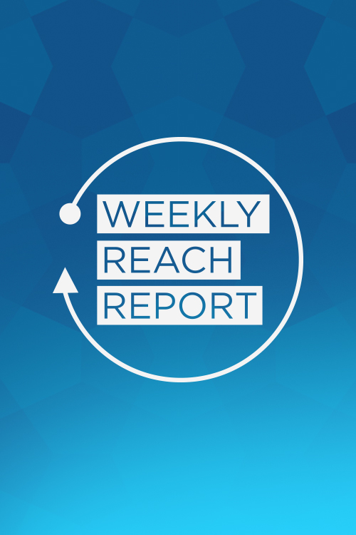 Weekly Reach Report