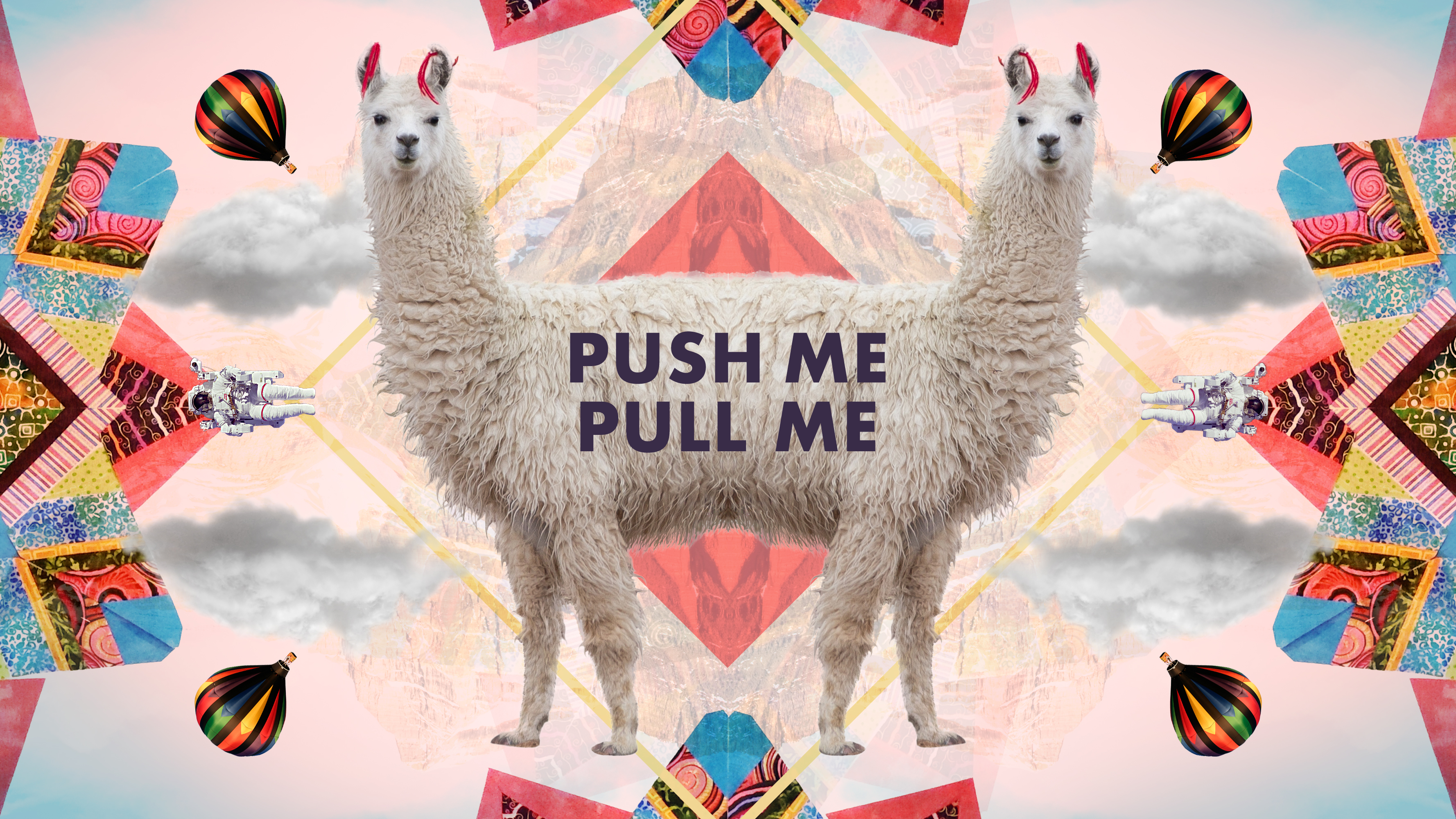 Push Me, Pull Me: Series Graphic