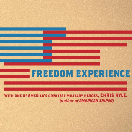Freedom Experience 2012