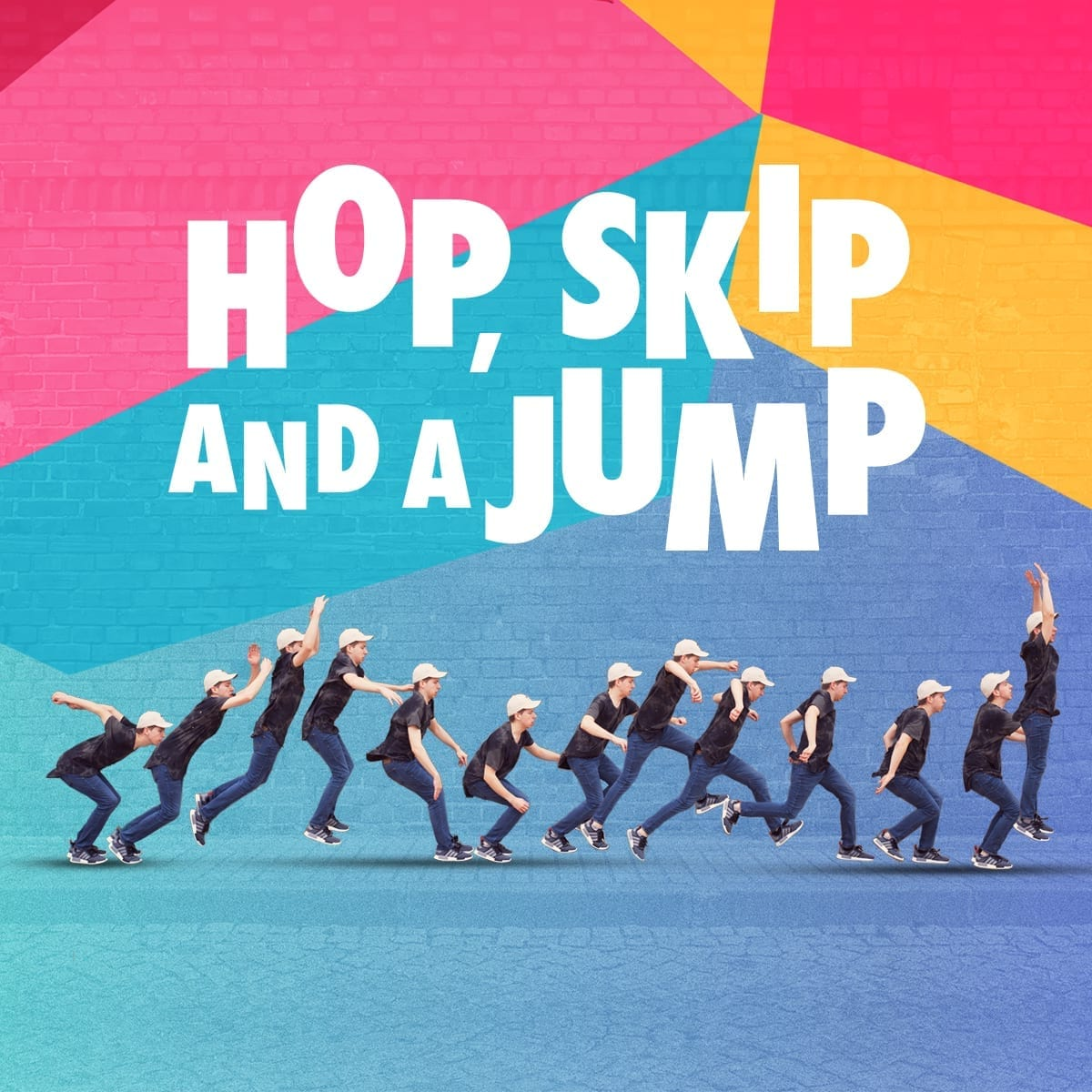 Hop, Skip, and a Jump - Sermon Series on Intentionality