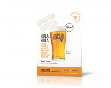 Hula Hula Campaign brewery advertising