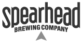 Spearhead Brewing Company Canadian Craft-brewery marketing design