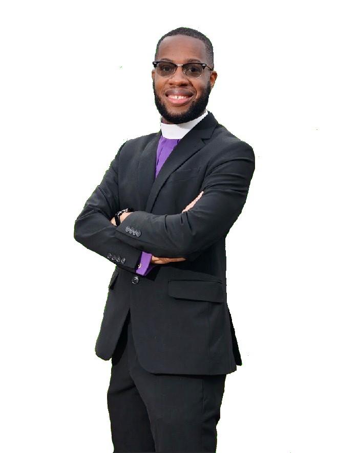 Senior Minister Rev. Brandon Wright