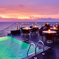Sri Lanka - Beach & City Combo : 4 Star ex Johannesburg