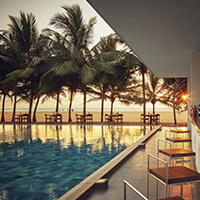 Sri Lanka - Beach & City Combo : 5 Star ex Johannesburg