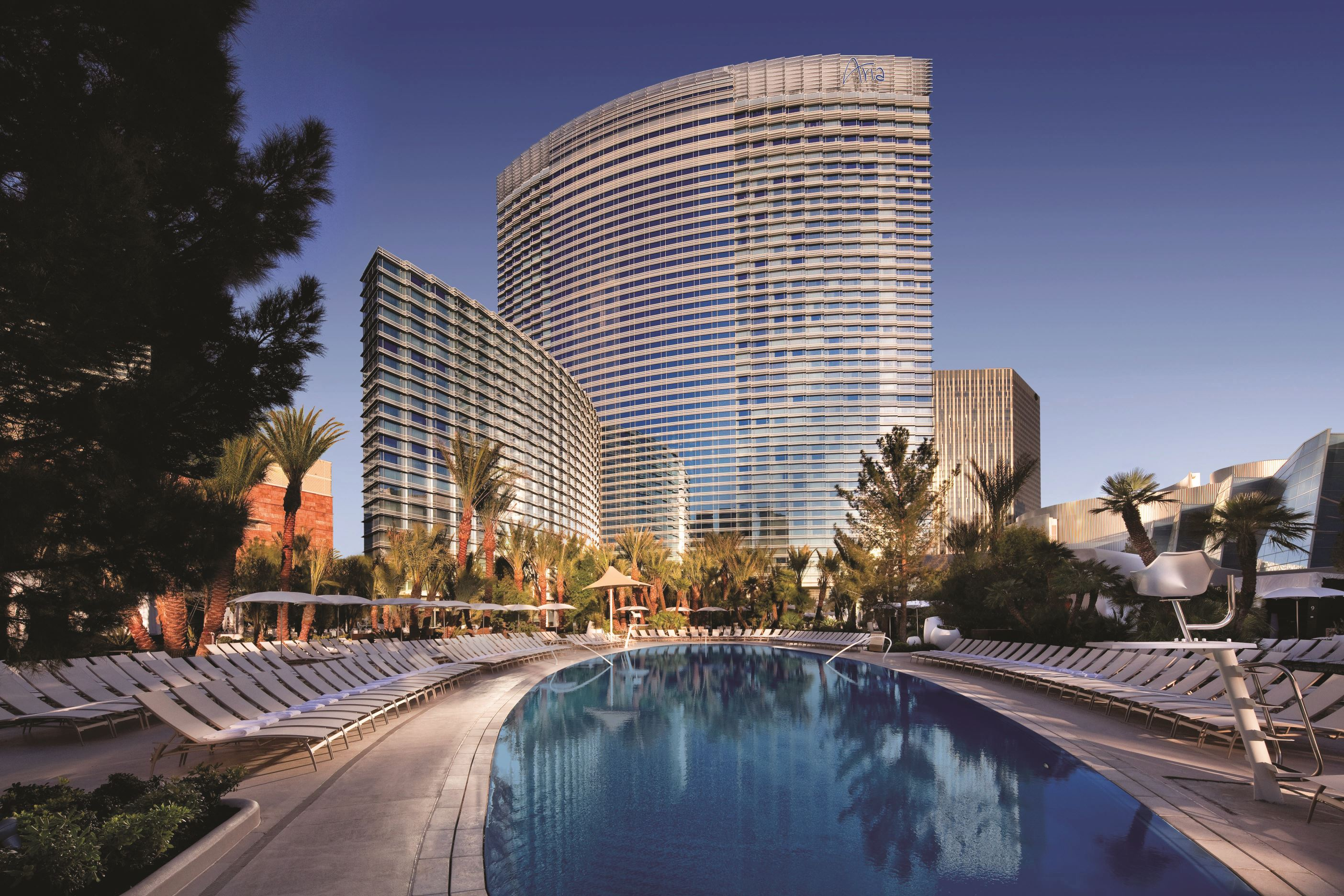 Aria Resort & Casino  Holiday