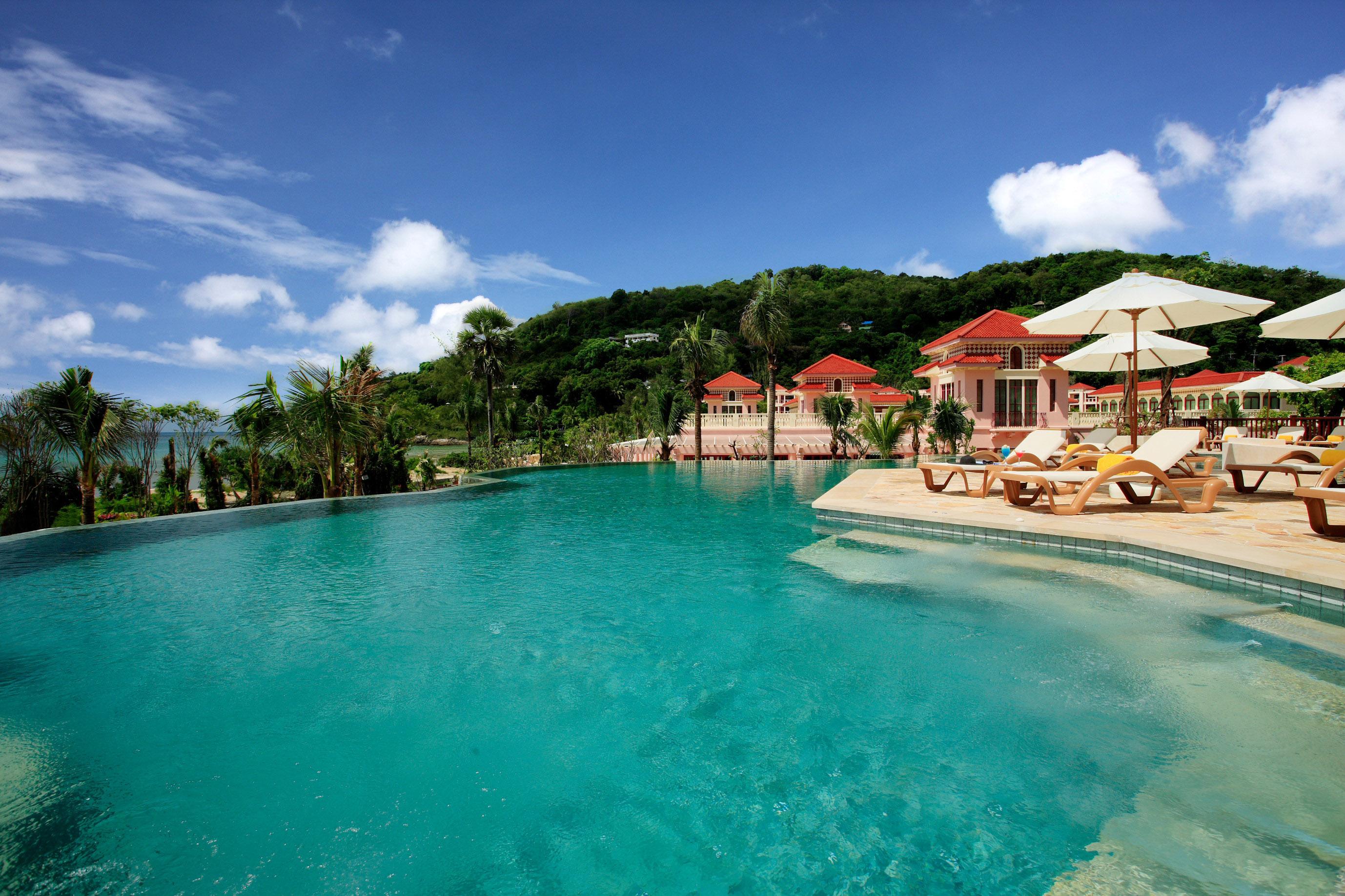 Centara Grand Beach Resort Phuket  Holiday