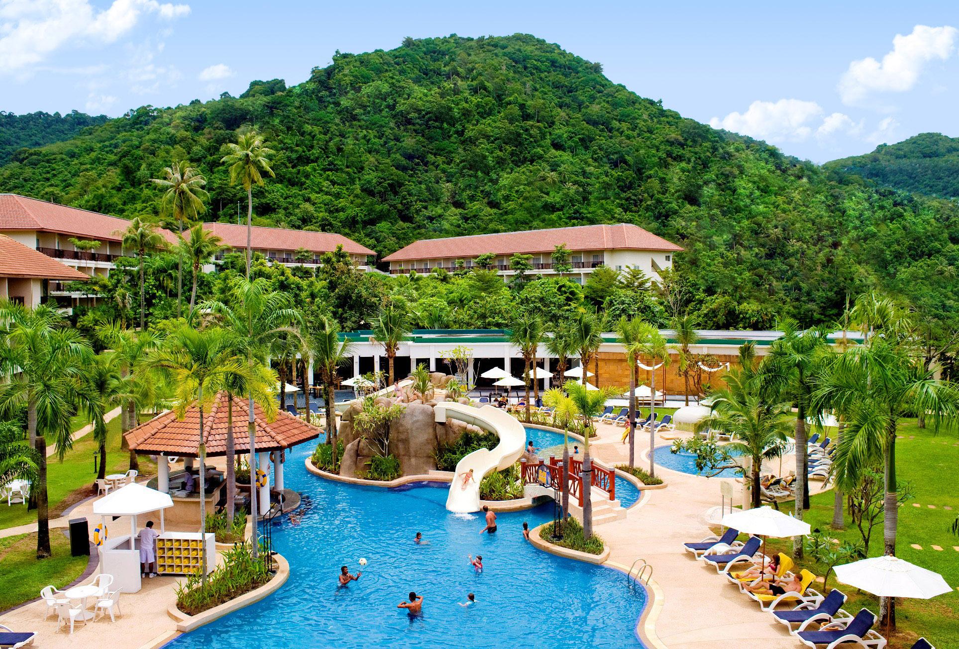 Centara Karon Resort Phuket  Holiday
