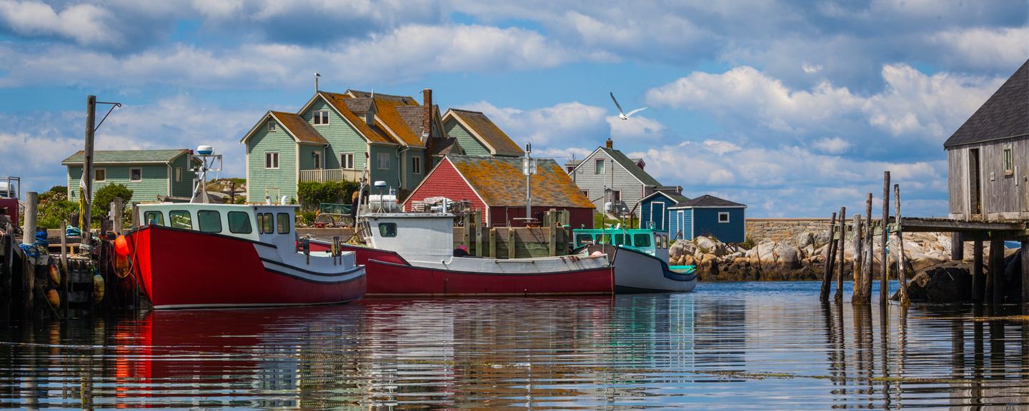 Bay of Fundy Coastal Towns Holiday