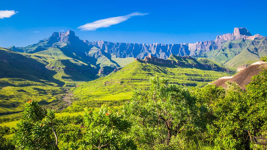 KwaZulu-Natal: Mountains, Safari & Beach Holiday