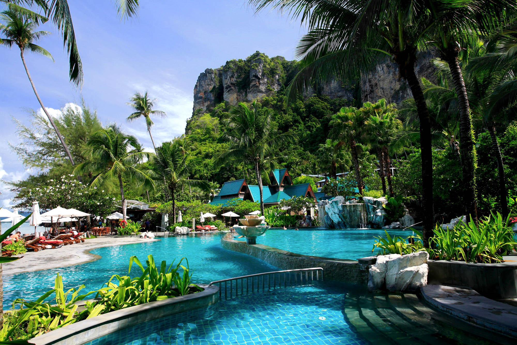 Centara Grand Beach Krabi  Holiday