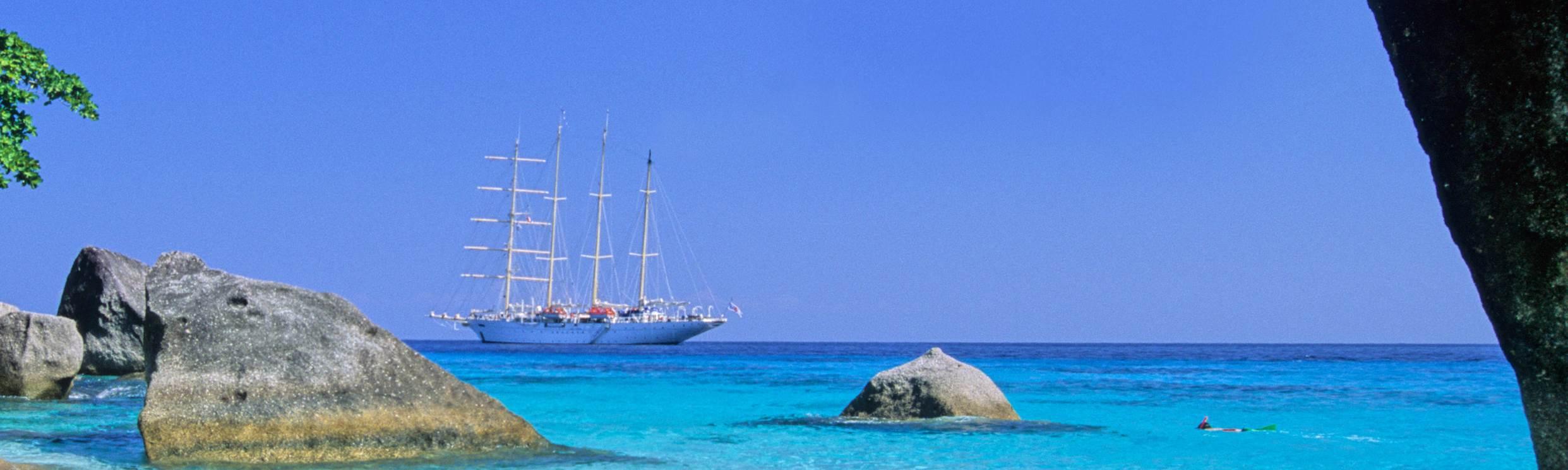 Sailing the Andaman Holiday