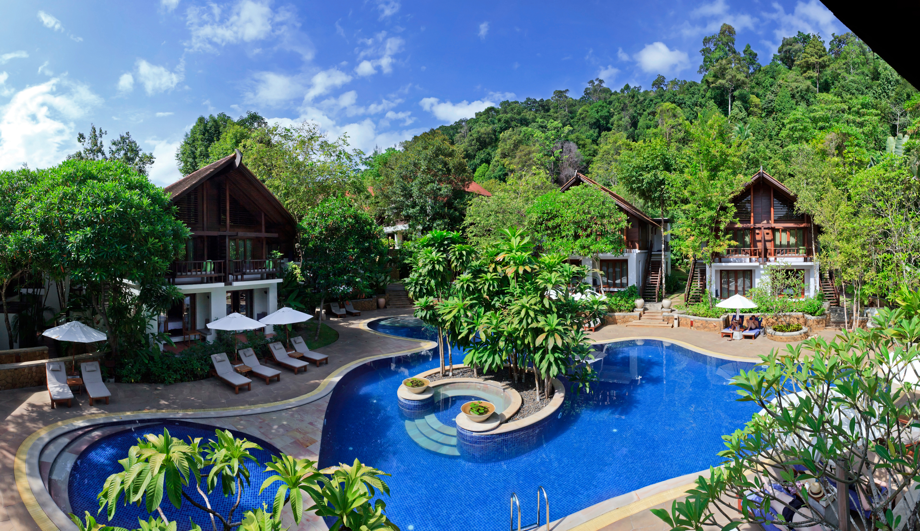 The Tubkaak Krabi Boutique Resort  Holiday