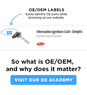 What are OE OEM Genuine Aftermarket parts?