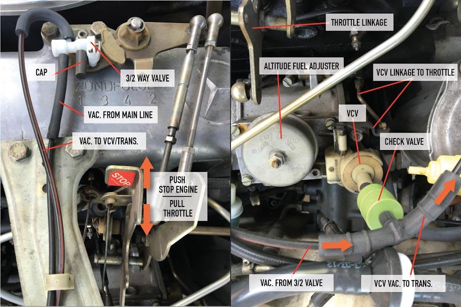 Mercedes W123 - 240D Vacuum Overview | FCP Euro