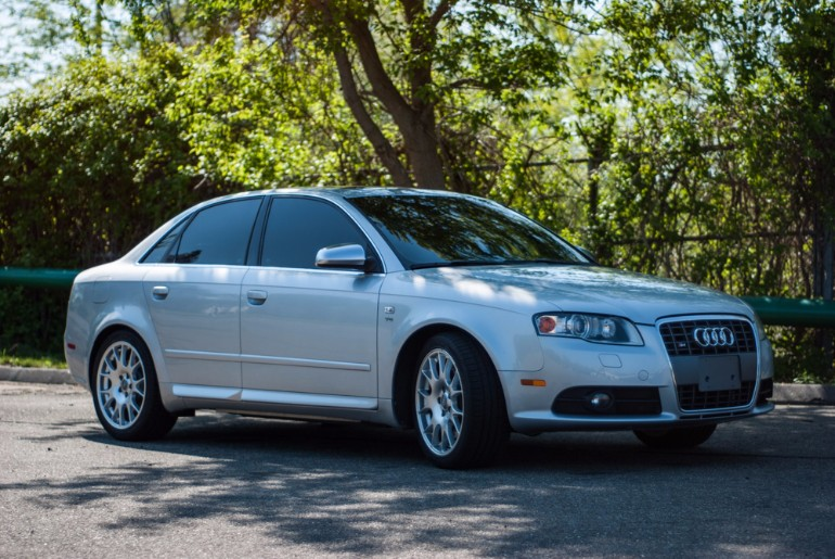 What it's like owning an Audi B7 S4