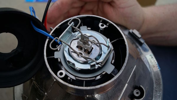 how to fix broken retainer wire