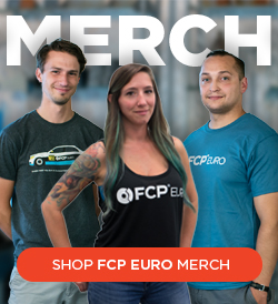 FCP Euro Merchandise, shirts, stickers, hats, for sale