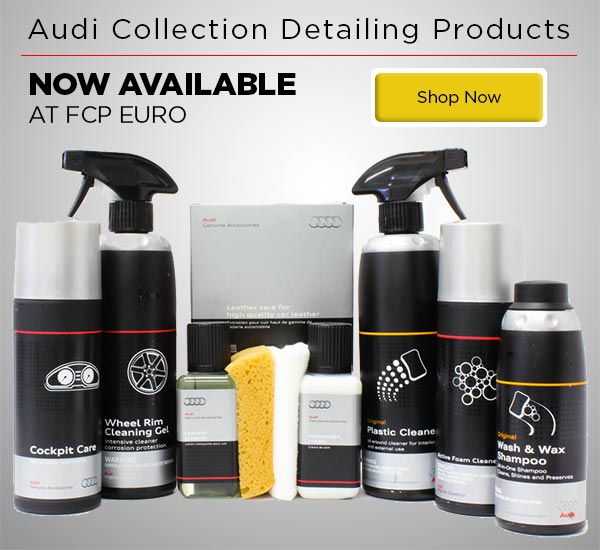 FCP Euro Audi Collection Detailing Products On Sale - Audi collection