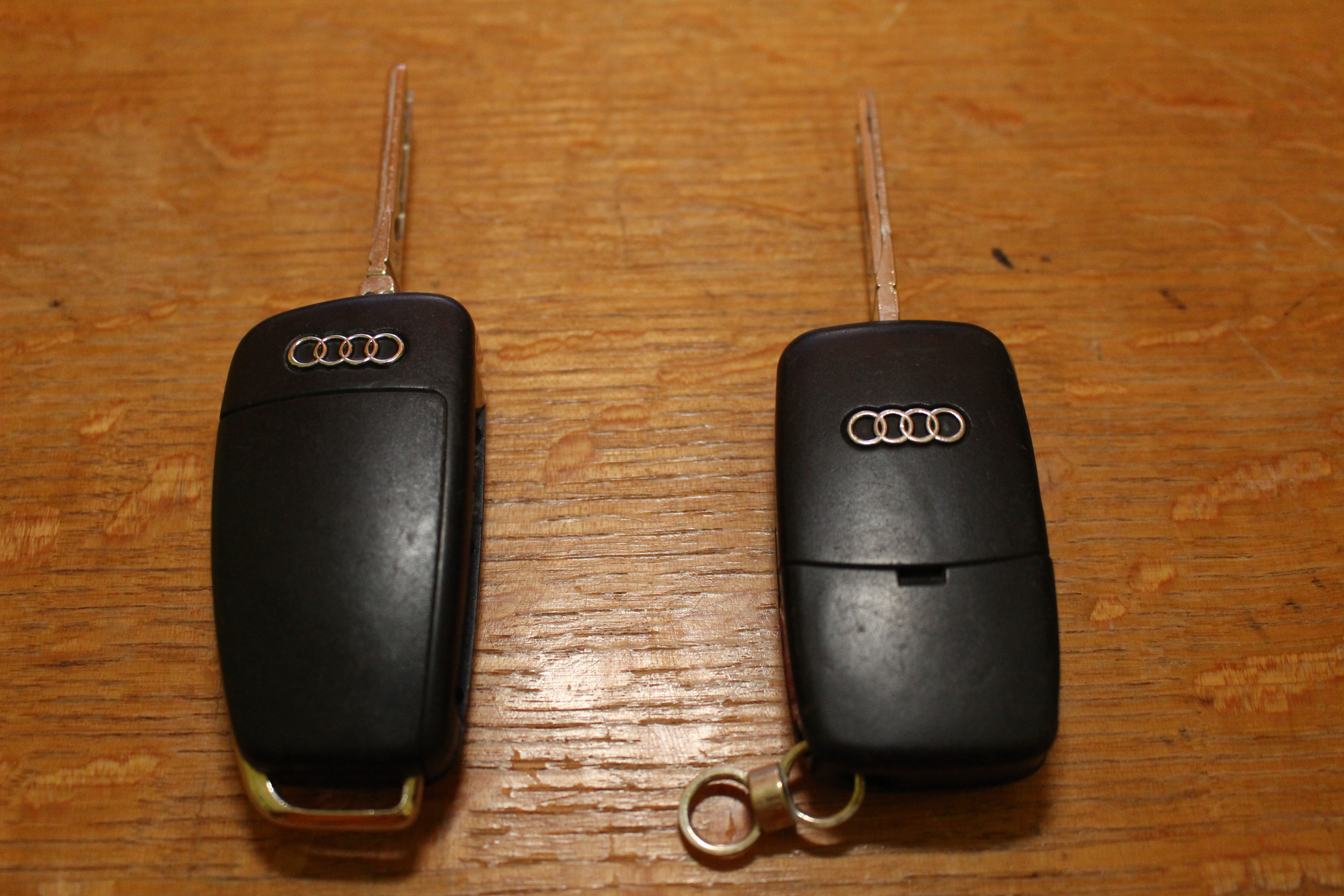 how to upgrade from a b6 to b7 audi key fob fcp euro. Black Bedroom Furniture Sets. Home Design Ideas