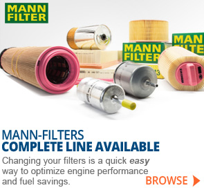Mann Filters In Stock and SHIP FREE