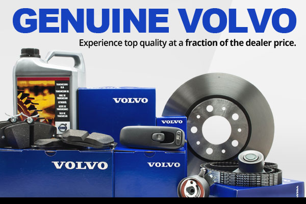 Top quality genuine Volvo parts available at FCP with free shipping