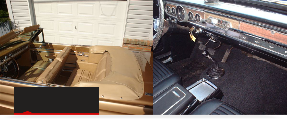 Auto Upholstery Repair Service In Mill Creek WA - Northwest