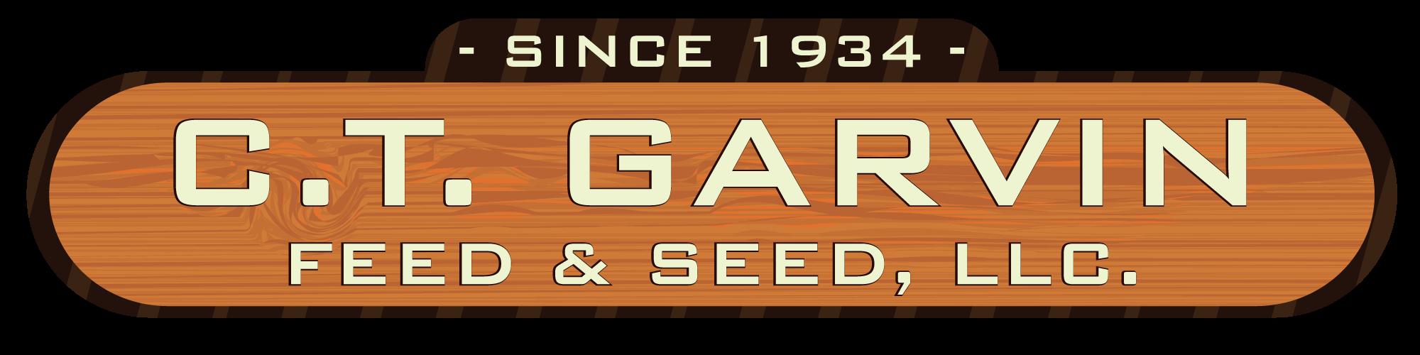 c t garvin feed seed llc